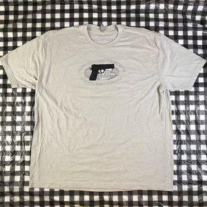 Gun International Defensive Pistol Association Tee